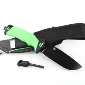 Μαχαίρι Επιβίωσης G8012 Πράσινο | Ganzo