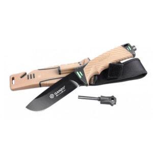 Μαχαίρι Επιβίωσης G8012 Tan | Ganzo