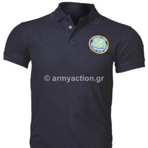 Αντιιδρωτική Μπλούζα Polo Λιμενικό Σώμα | Greek Forces
