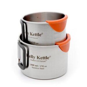 Σετ Κούπες 350 & 500ml | Kelly Kettle