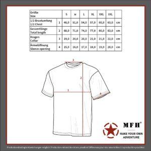 Μπλούζα Βαμβακερή Urban | MFH