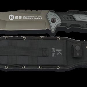 Tactical Μαχαίρι Grey/Black 32267   K25