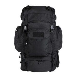 Σακίδιο Πλάτης Commando 55l Black   Mil-Tec
