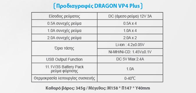 DRAGON VP4 PLUS Slideshow 14b