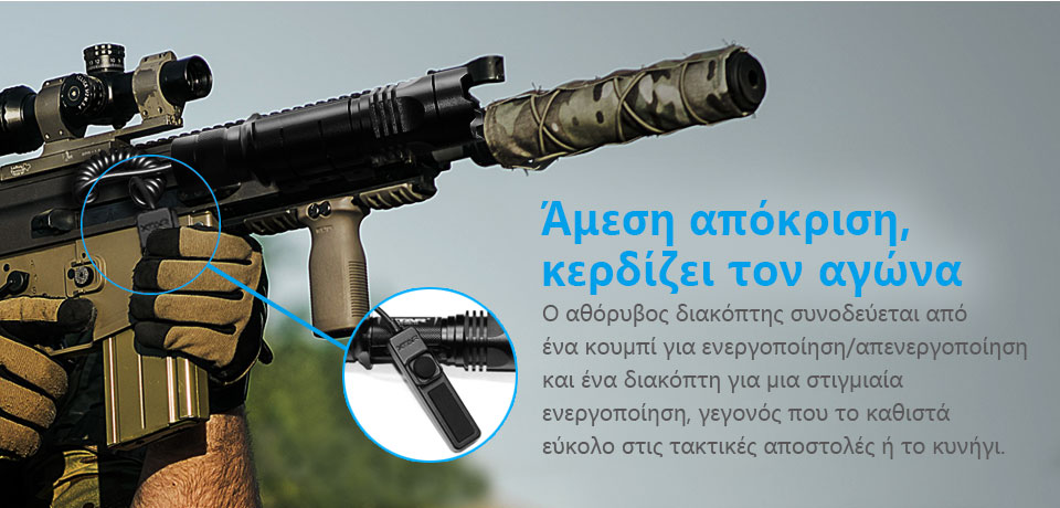 XTAR TZ28 1500lm Full Set Flashlight slider09